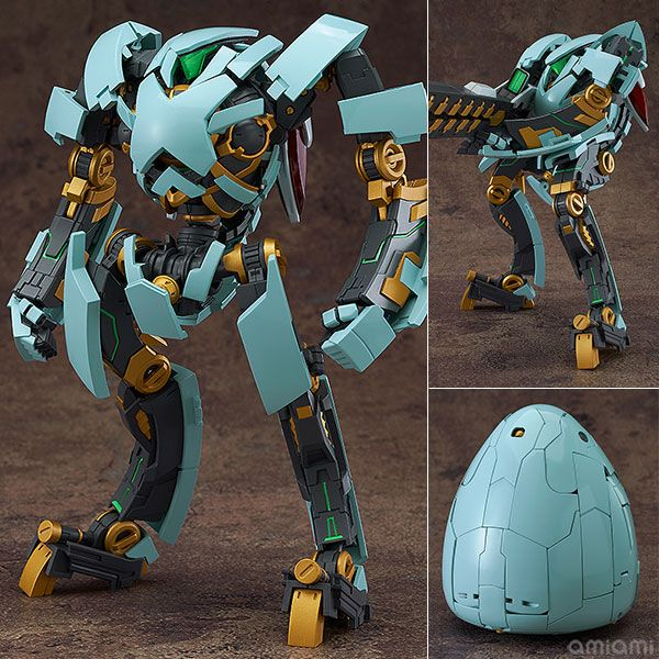 AmiAmi [Character & Hobby Shop] | Good Smile Arms - Rakuen Tsuihou Expelled from Paradise: New Arhan(Pre-order)