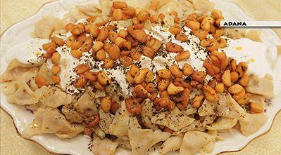 Kozan Mantısı Tarifi Mutfağım program haber sayfası izle