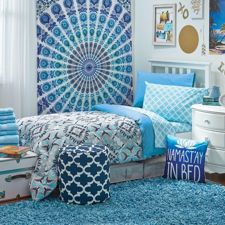 Complete Campus Pak   Twin XL Bedding And Bath Set | University Of West  Florida Dorm