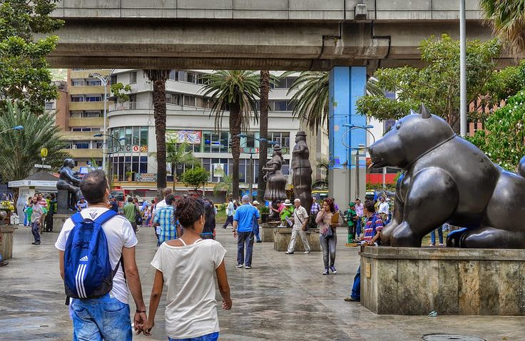 """Fotoviaje: Medellín, Antioquia, Colombia. Día 9 """"Botero al ai..."""