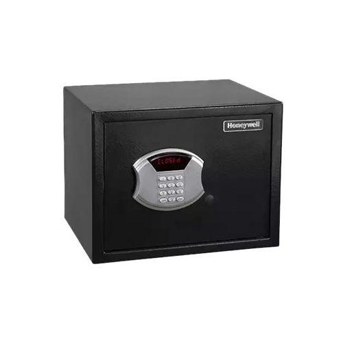 Honeywell - 0.8 Cu. Ft. Safe with Electronic Keypad Lock - Black