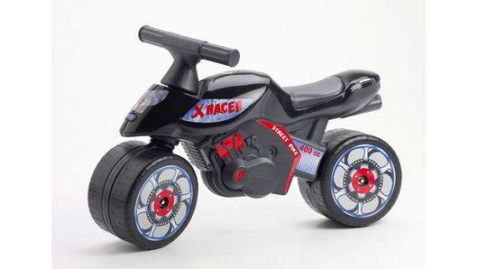 FALK - odrážadlo 403 Moto X Racer čierne