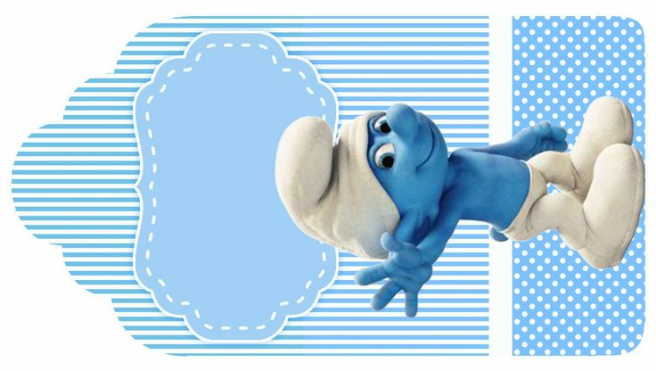 29 best images about Smurf on Pinterest   Candy bars ...