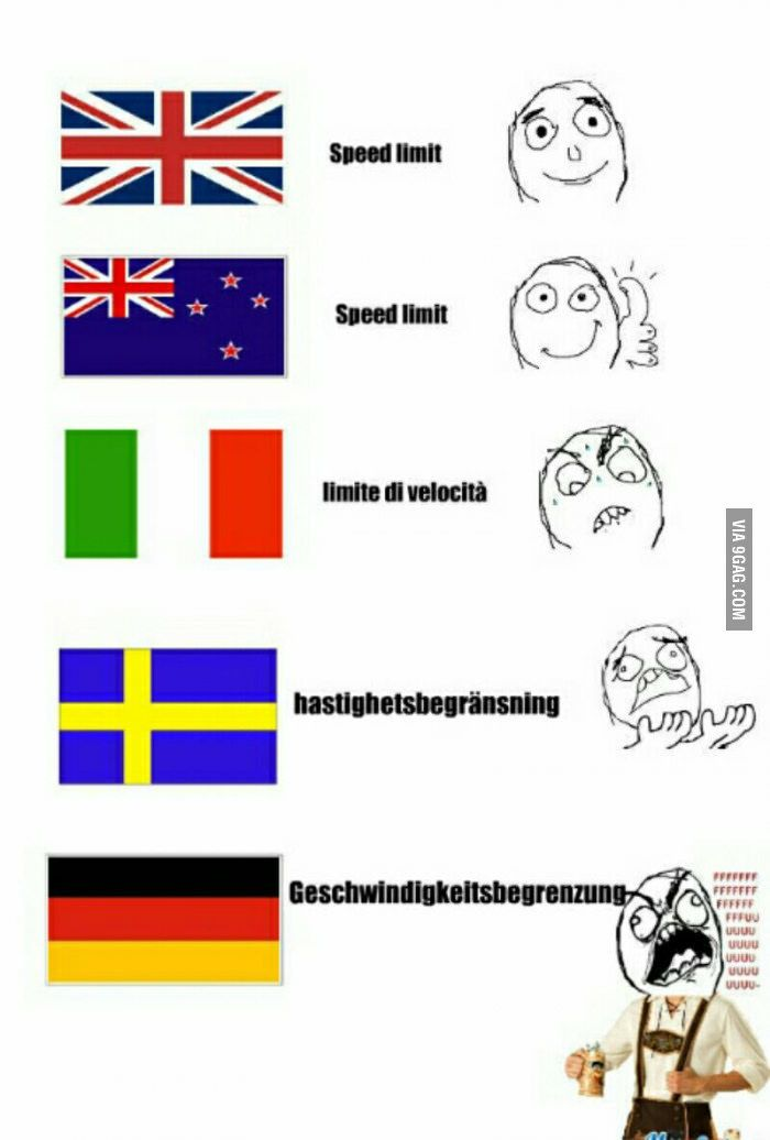 Memes Faces Deutsch