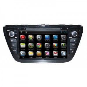 Sistem GPS Suzuki S Cross/ SX4 2014- cu Android 4.2