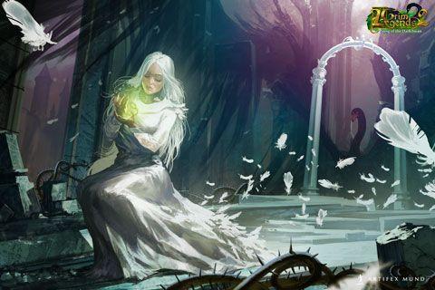 Grim Legends 2: Song of the Dark Swan 480x320 #wallpaper