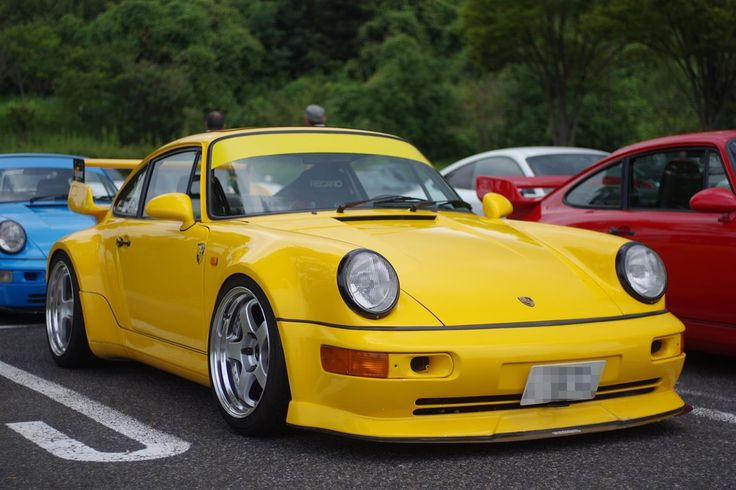 978 Best Porsche By Ruf Automobile Images On Pinterest Full