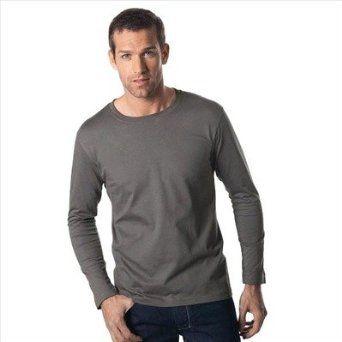 Stedman – Langarm-Shirt 'Comfort Longsleeve T' sonderangebote | Pullover Bedrucken