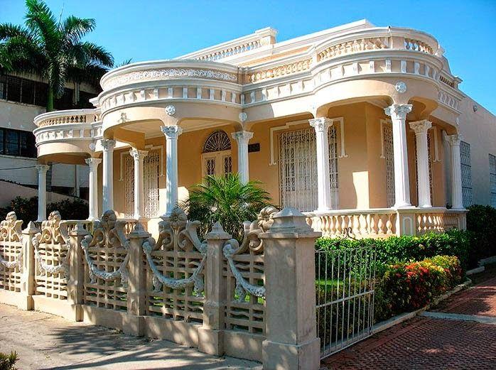 Casa en el Viejo Prado en Barranquilla