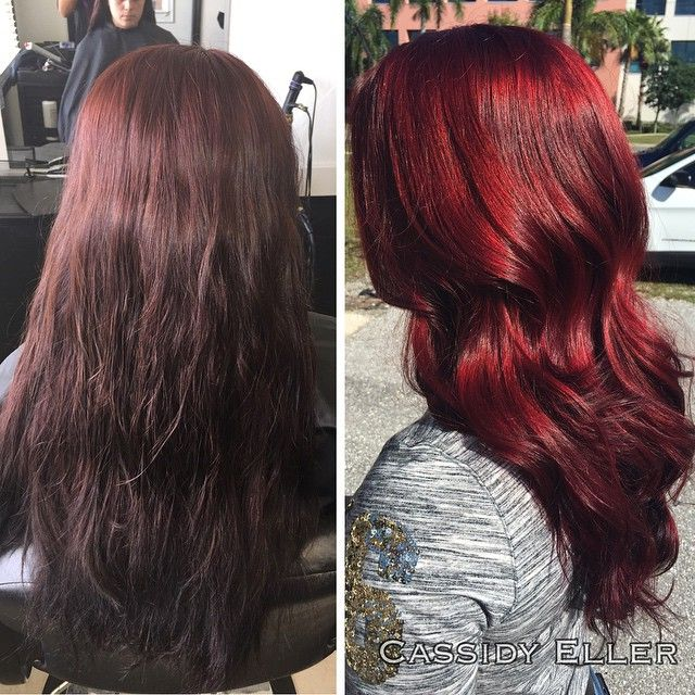Joico Intensity Semi Permanent Hair Color Ruby Red 4 Ounce Google Search