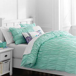 Girls Dorm Duvet Covers & Dorm Room Bedding for Girls | PBteen