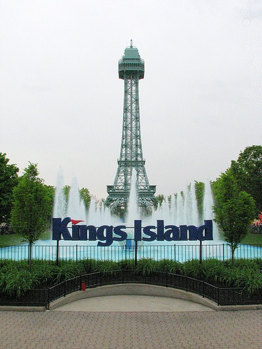 king's island: mason, ohio.  a family favorite place to be!
