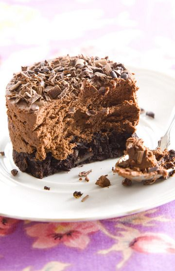 Chocolate mousse cake Kosher for Passover