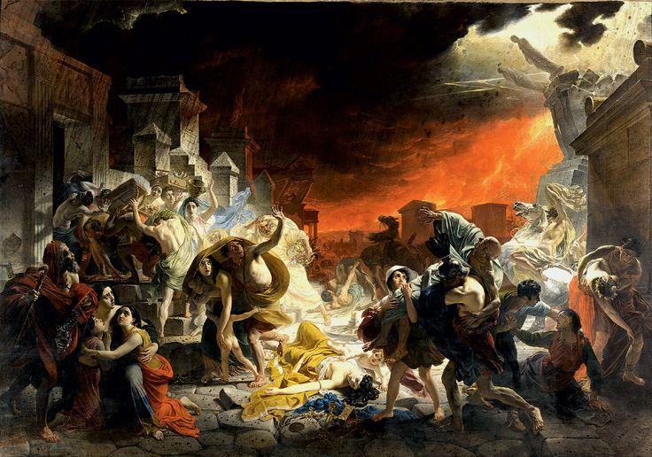 Клоны любимой: занимательные факты о самой известной картине Брюллова   Публикации   Вокруг Света