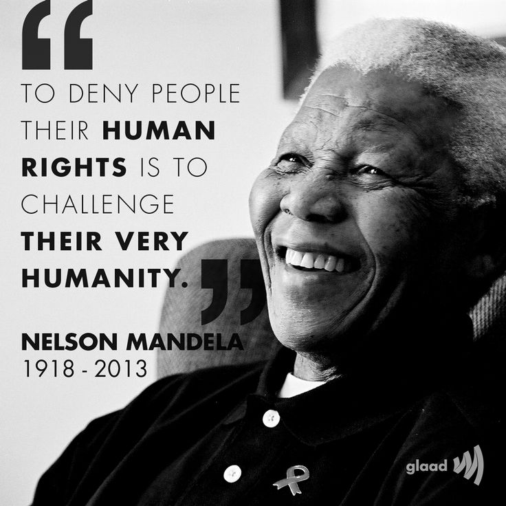 We remember Nelson Mandela | GLAAD