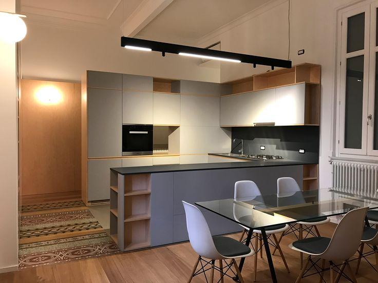 Home kitchen in Sicily