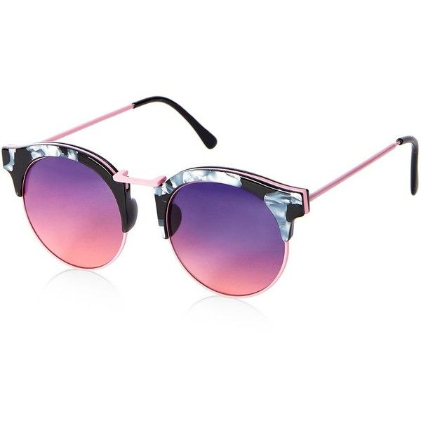 pink clubmaster sunglasses  1000+ ideas about Clubmaster Sunglasses on Pinterest