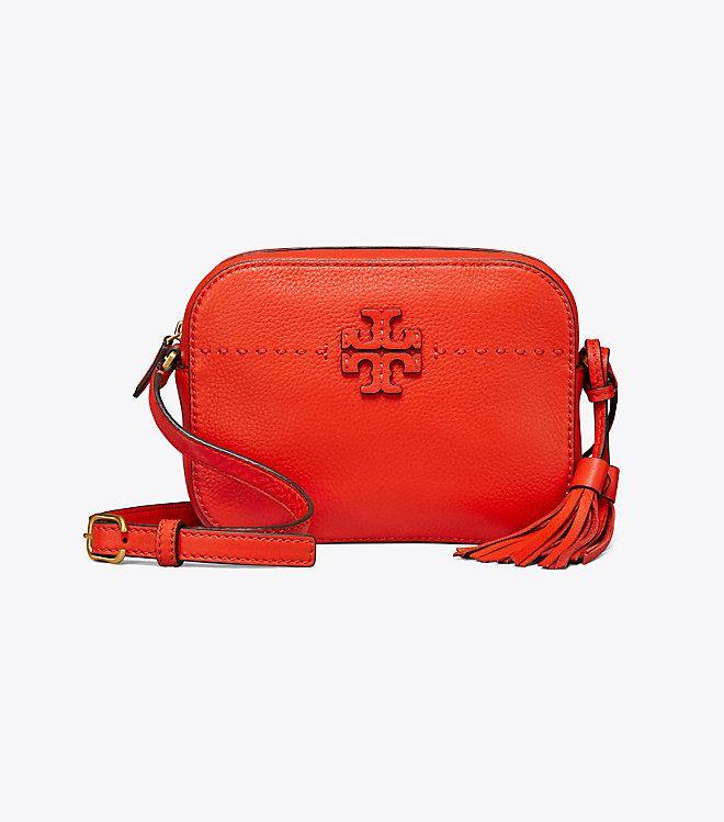89ee8553598 Tory Burch Mcgraw Camera Bag   Women s Cross-Body Bags