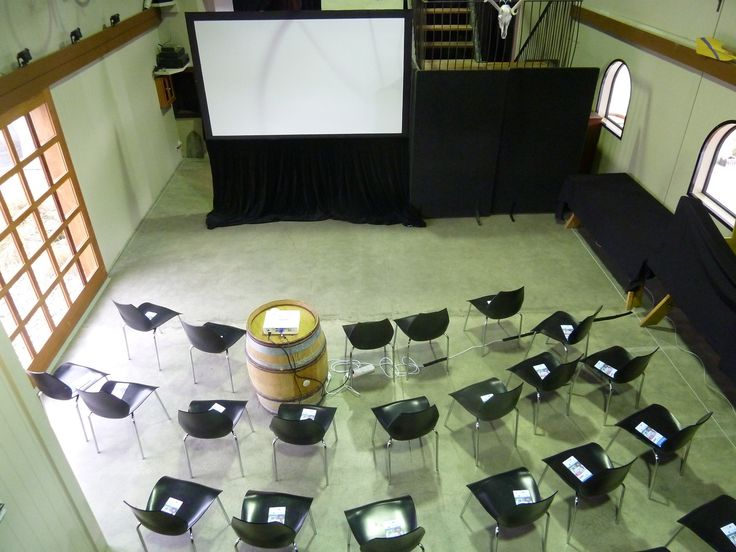 Small Conference area