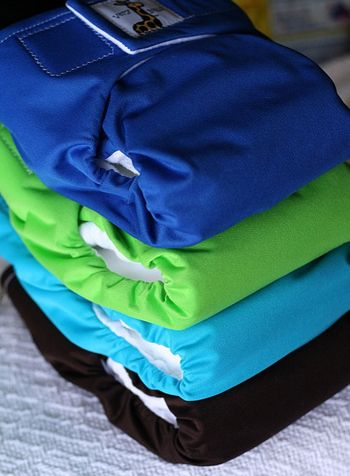Patterns and advice on Cloth Diapers