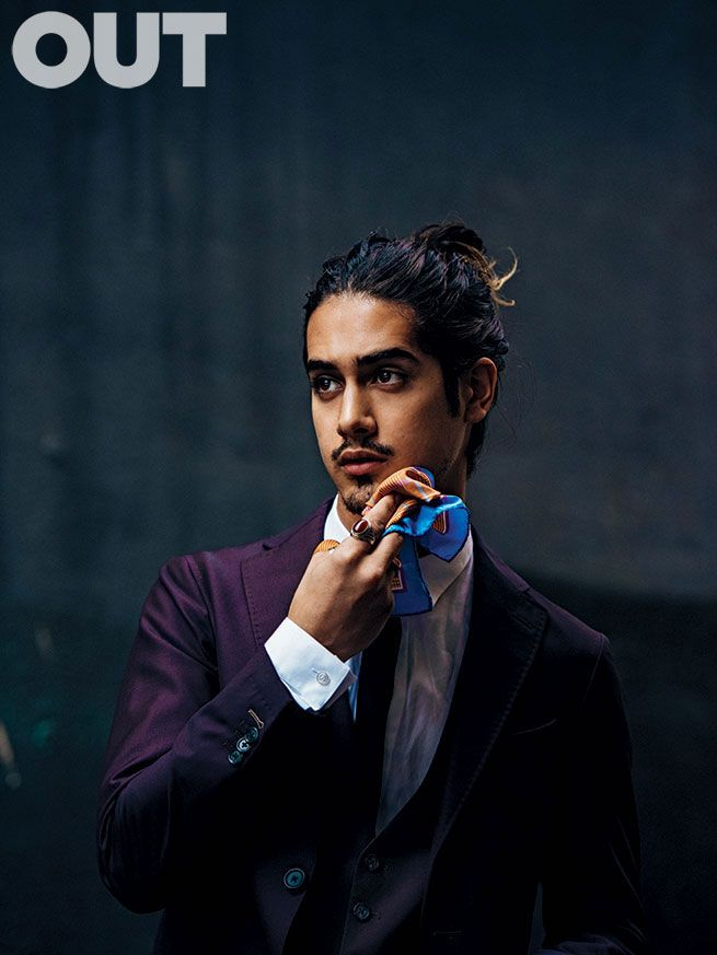 Avan Jogia by Nicholas Maggio for OUT Magazine's The Hot List 2015