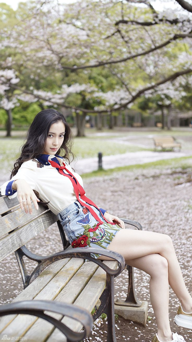 Angelababy in Gucci Pre-Fall 2016