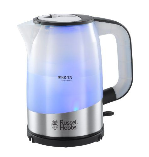 Russell Hobbs 1855470 Bouilloire Purity 2200 W Blanc *** Read more reviews of the product by visiting the link on the image. (This is an affiliate link)