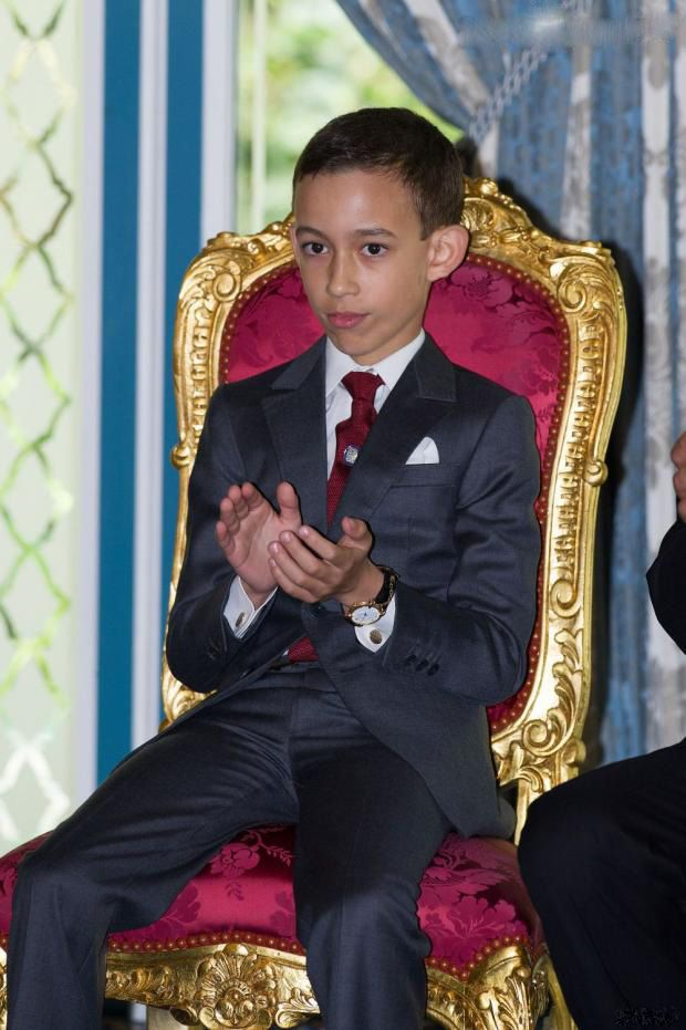 the king for morocco