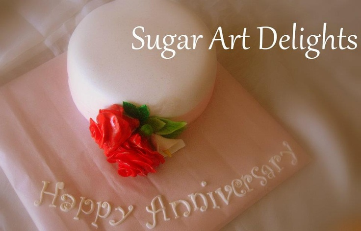 Wedding or Anniversary cake