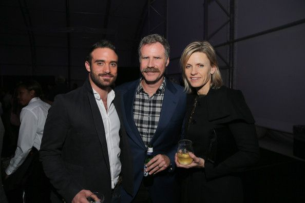 Joshua Sasse Photos Photos - Joshua Sasse, Will Ferrell, and Viveca Paulin attend DIRECTV Super Saturday Night Featuring Special Guest Justin Timberlake & Co-Hosted By Mark Cuban's AXS TV on February 2, 2013 in New Orleans, Louisiana. - DIRECTV Super Saturday Night Featuring Special Guest Justin Timberlake & Co-Hosted By Mark Cuban's AXS TV