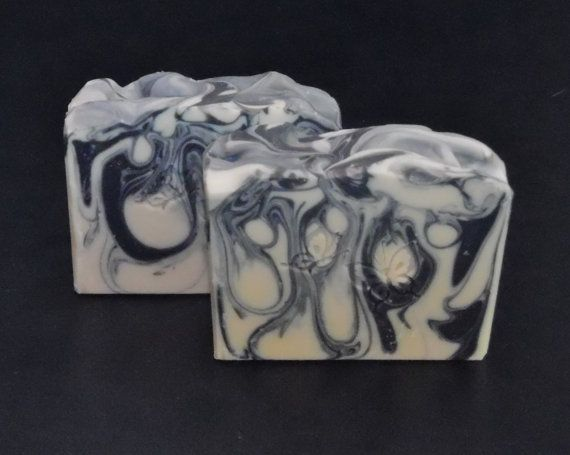 Savon Artisanal, Activated Charcoal Patchouli Soap, Natural Bath Soap, Homemade Soap For Sale, Graduation Party Ideas For Him and Her