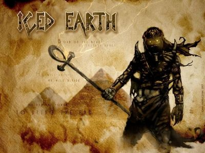 Music - iced earth Wallpapers and Backgrounds