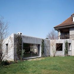 christ + gantenbein . House extension and renovation . Arlesheim (3)