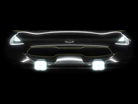 Unser Video zum Kia Niro Concept Car in Frankfurt