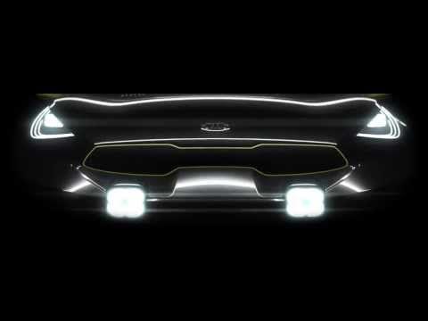Unser Video zum Kia Niro Concept Car in Frankfurt
