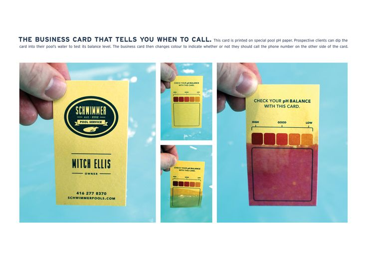 9 best btl advertising images on pinterest advertising business the business card that tells you when to call reheart Gallery