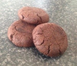 Chilli chocolate cookie recipe. These cookies are crunchie and soft in the center with a chocolate taste and a burst of chilli that hits after.