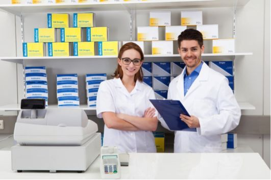 Inventory control is important in any commercial environment, but even more so when it comes to maintaining inventory in a pharmaceutical setting because public health is involved.