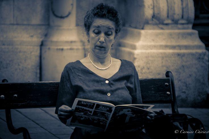 the Lady! by Carmine Chiriacò on 500px