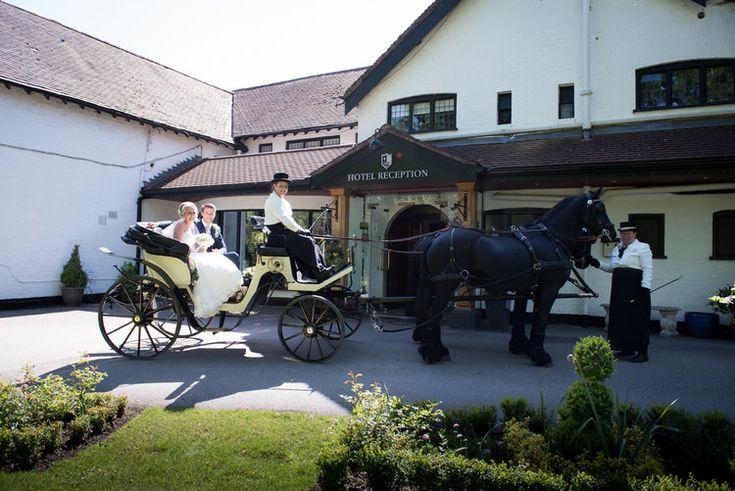 Wedding Fayre this Sunday 12 -  4pm at the Macdonald Craxton Wood Hotel & Spa Chester