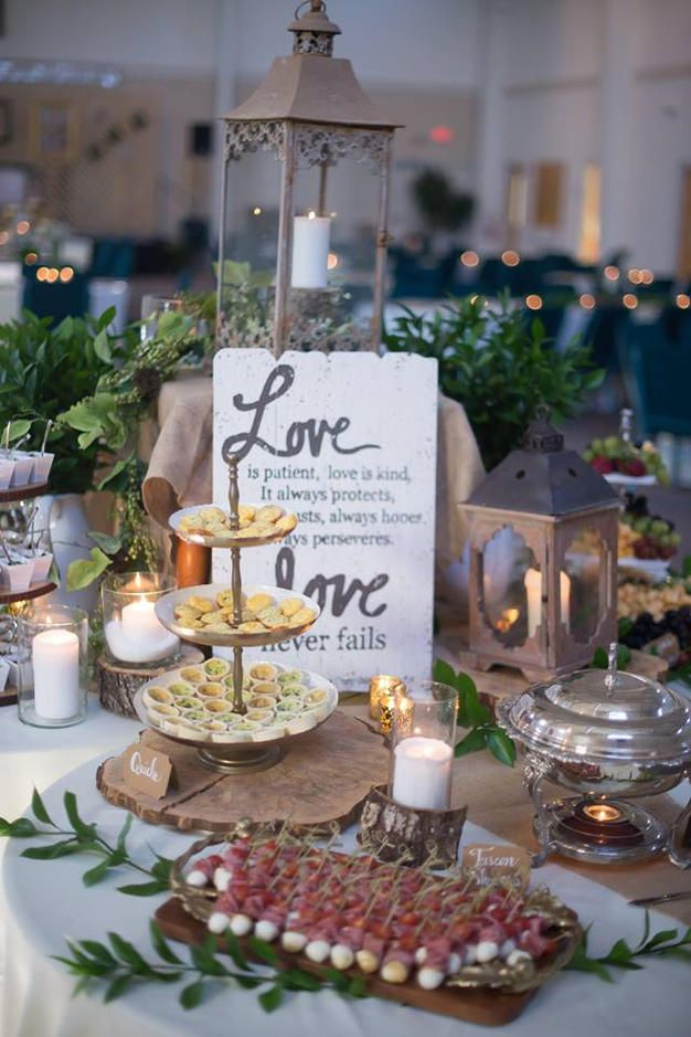Wedding Reception Serving Tables Ideas Christian Wedding