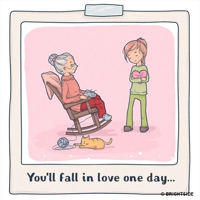 14charming illustrations that sum upperfectly what true love is