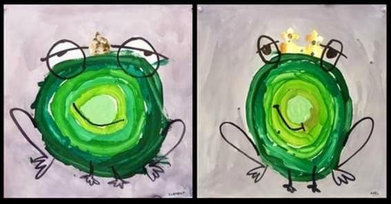 Je vous parlais, hier de l'artiste Otto Zitko qui plaçait le gribouillage au rang d'oeuvre d'art.Voici une façon de le mettre en valeur et...