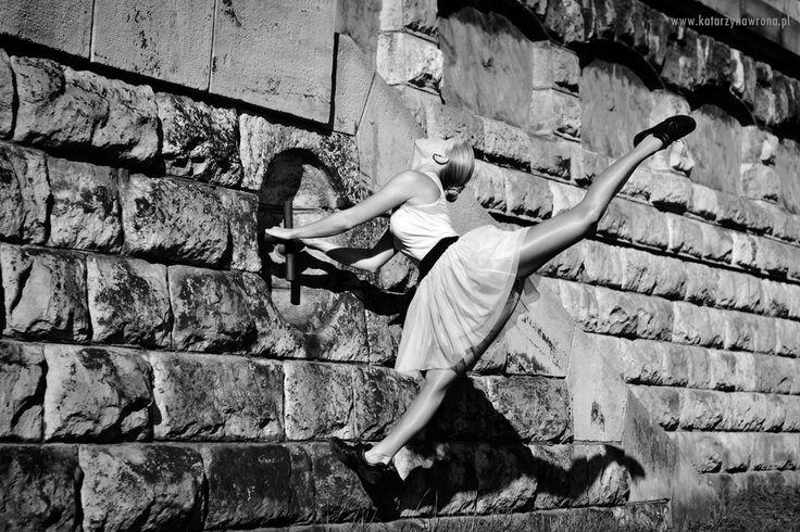 tancerka, zdjęcie - www.katarzynawrona.pl