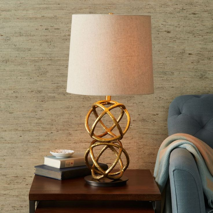 Geodesic Table Lamp