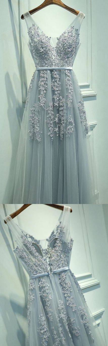 Floor length Evening Dresses, Grey Floor length Prom Dresses, Floor-length Long Evening Dresses, Floor-length Prom Dresses, Long Evening Dresses, Gray Chiffon Long V-neck Evening Dresses, A Line Applique Prom Dress, A Line dresses, Long Prom Dresses, Floor Length Dresses, Long Chiffon dresses, Prom Dresses Long, Grey Prom Dresses, Chiffon Prom Dresses, Long Grey dresses, A Line Prom Dresses, Gray Prom Dresses, Chiffon Dresses Long, Grey Long dresses, Grey Chiffon dresses, Long Gray dre...