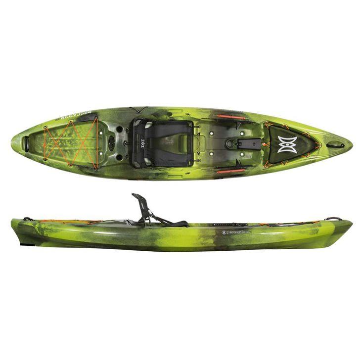 Perception Kayak Pescador Pro 12 Bs Moss..... my new kayak! ❤️