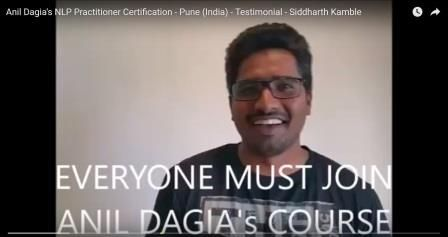 """"""" EVERYONE MUST JOIN ANIL DAGIA's COURSE ! ! """"  Testimonials Anil Dagia's #ICF #NLP #PRACTITIONER #DUAL #Certification #Life #Coach #Training #Pune ( #India )  Siddharth Kamble, Lawyer  http://www.anildagia.com/nlp-certification-training-testimonials/458-siddharth-kamble-nlp-practitioner-certification-pune-india  #NLP #Training from Anil Dagia in #Mumbai, #Pune ( #India ) #ICF #NLP #PRACTITIONER #DUAL #Certification #Life #Coach Training  JAN #Mumbai - http://www.anildagia.com/trainin"""