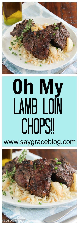 Best 25+ Lamb loin chops ideas on Pinterest | Lamb chop ...