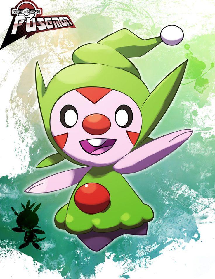 Holiday Fusion 3 By Rey Menn On Deviantart Pokemon Fusion Pinterest Pokemon Fusion And